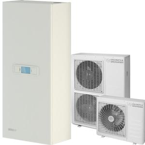 Luft til vann varmepumpe