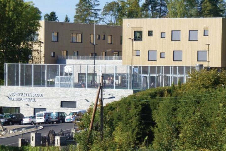 Nye Bjørnsletta skole