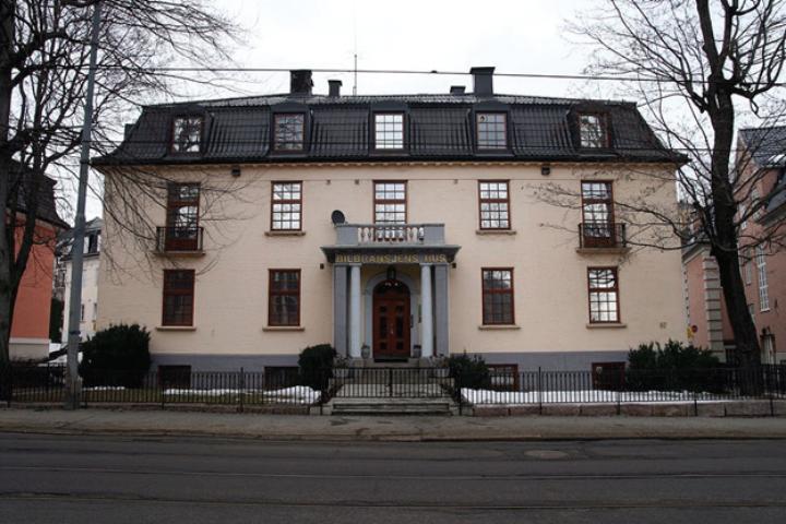 Fasadebilde bilbransjens hus