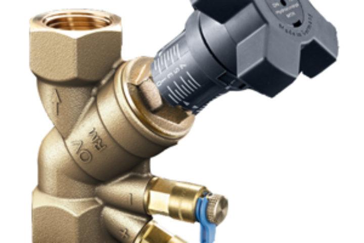 Innreguleringsventiler Hydrocontrol VTR innv. gjenget