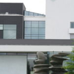 Fasadebilde Ahus sykehus
