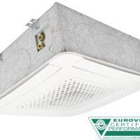 Produktbilde: Light ECM – Takintegrerte luftvifter for varme & kjøling