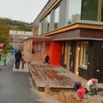 Situasjonsbilde Møllestua barnehage