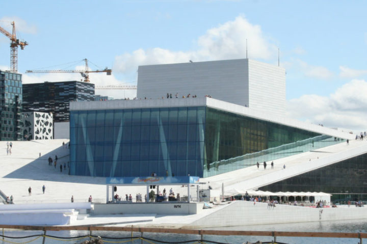 Illustrasjonsbilde av Operabygget i Oslo