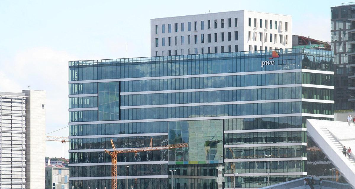 Fasadebilde PCW bygget Barcode Oslo