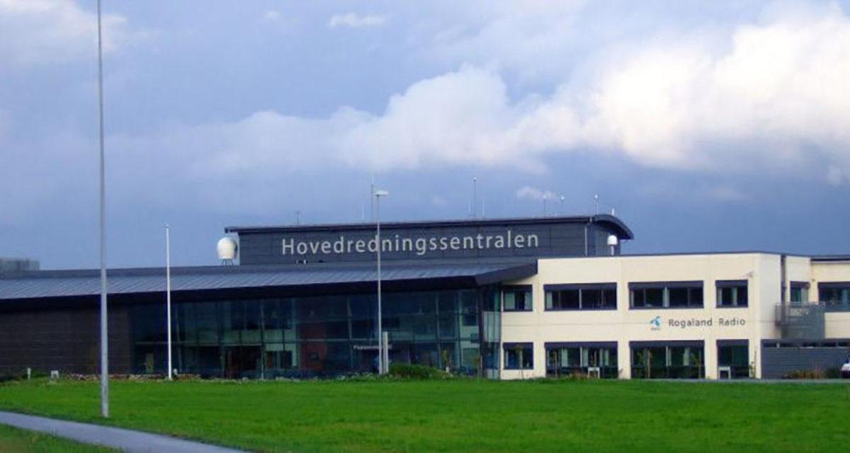 Fasadebilde av Redningssentralen på Sola