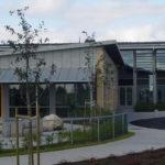 Fasadebilde Sørvald Bo og Behandlingssenter