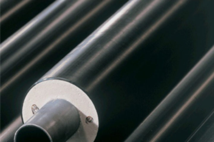 Preisolerte fjernvarmerør til eksisterende fjernvarmenett