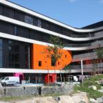 Fasadebilde Thor Heyerdahl skole