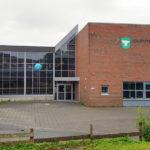 Fasadebilde av Iglemyr Skole i Sandnes