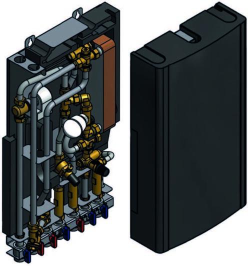 Produktbilde: kundesentral Micro HTC