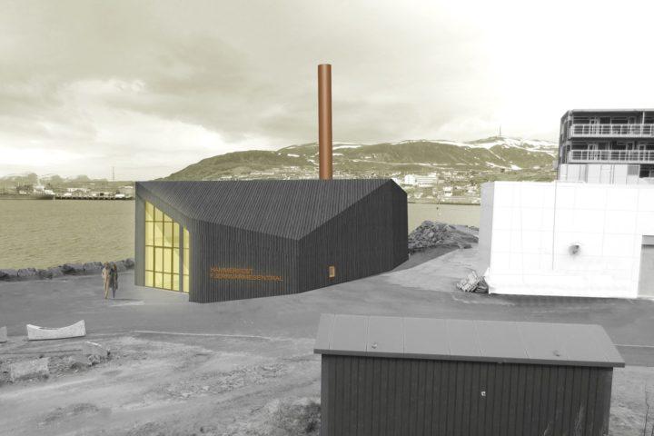 Hammerfest Fjernvarmesentral