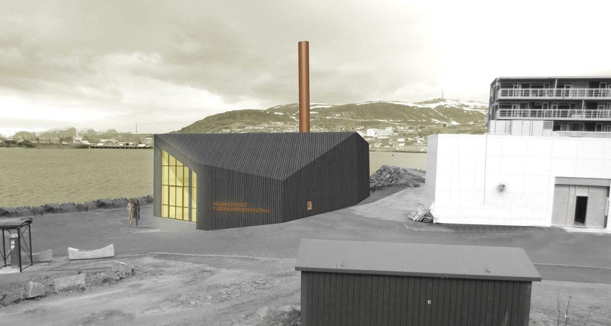 Illustrasjonsbilde Hammerfest Fjernvarmesentral