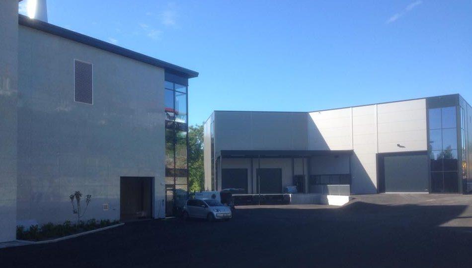 SGP har flyttet inn i nye kontorer – og fått testet alle egne produkter
