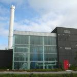 Fasadebilde av Akershus Energipark
