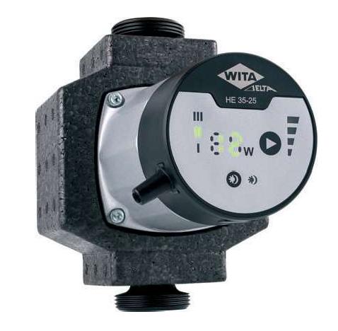 Produktbilde: Wita Delta HE35 sirkulasjonspumpe