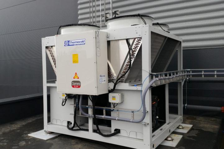 SGP Armatec har nylig – sammen med Rørlegger Kontakten AS – levert en komplett energisentral