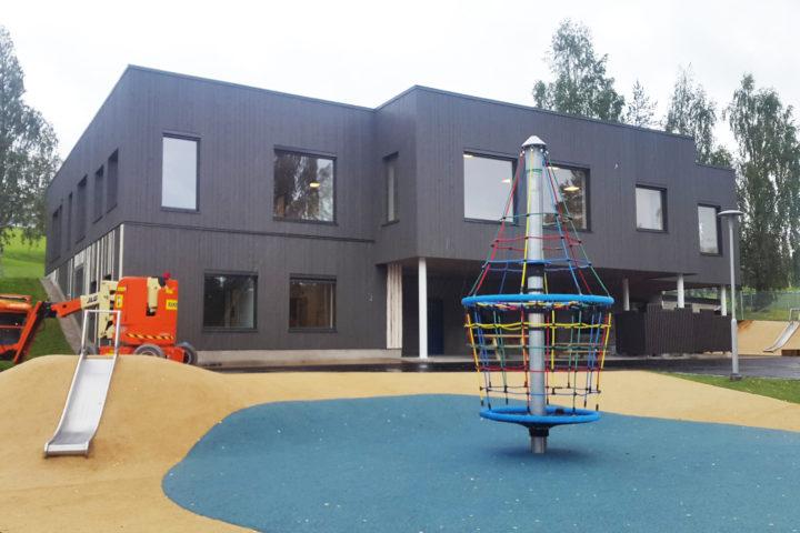 Miljøvennlige plusshus barnehager i Oslo