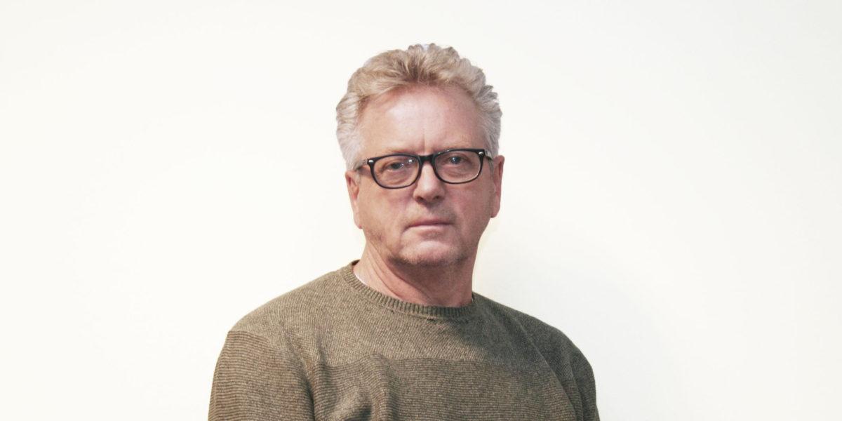 Ansatt hos SGP Armatec Øyvind Sænstebø