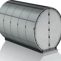 Produktbilde: Modulær akkumulatortank - Varical