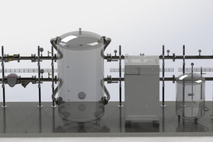 Webinar i «Hvordan bygge et 200 kW varmeanlegg på en dag?» den 27. August kl. 09.30 – 10.00