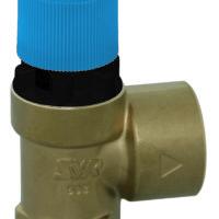 Produktbilde: Sikkerhetsventil for beredere serie 2115