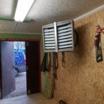 Foto av Heater luftvifte innendørs