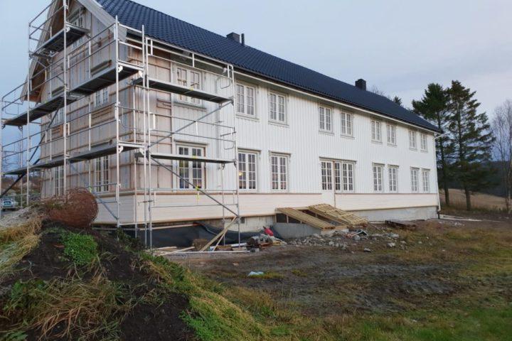 Vedfyringsanlegg Arne Westerhus