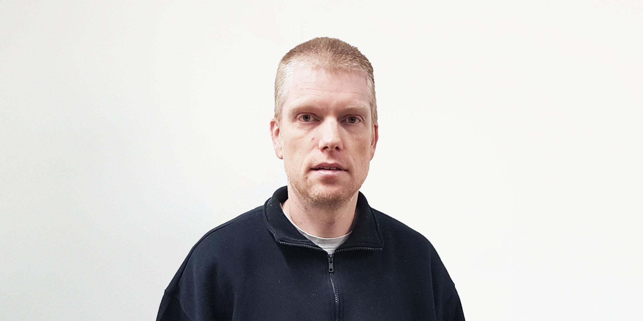 Ansatt i SGP Armatec Asbjørn Olav Sneve Halonen
