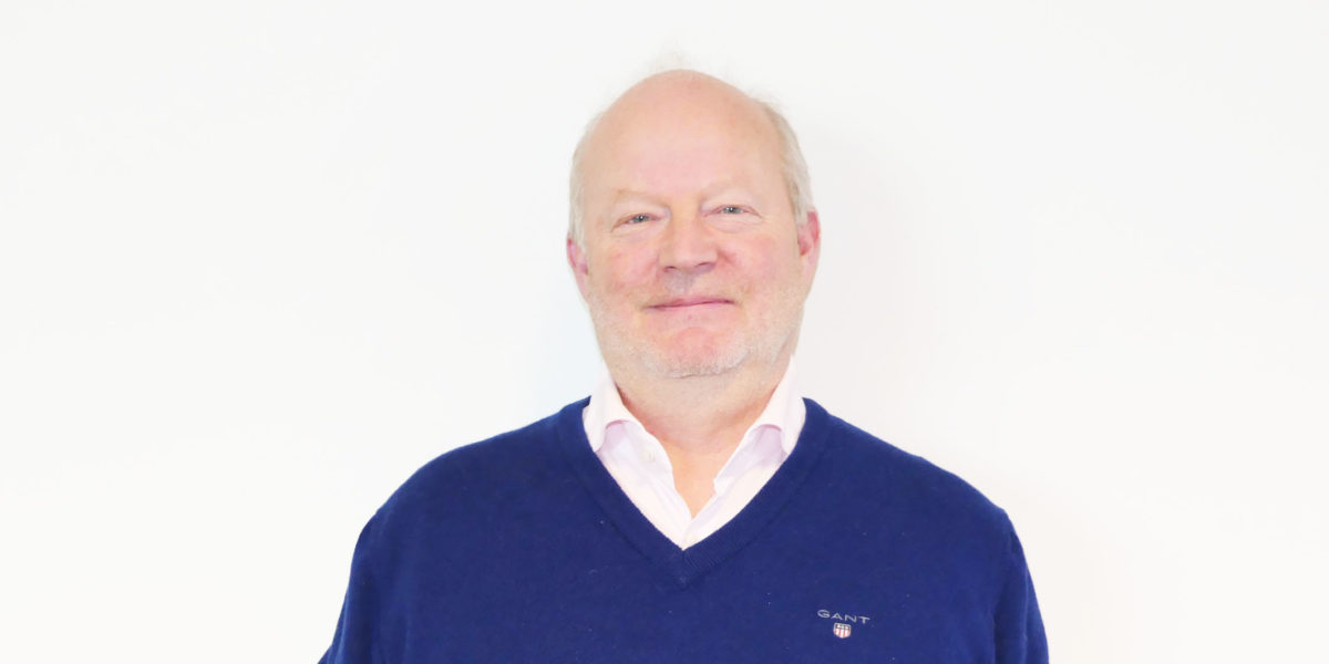 Ansatt hos SGP Armatec Tom Jacob van Garderen