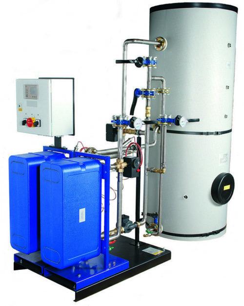 Varmtvannssystemet AquaProtect