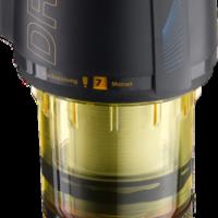 Produktbilde: DRUFI+ max er designet for å fange partikler i drikkevannet i størrelser ned til 90μm