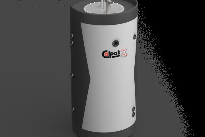 Ny akkumulatortank med banebrytende teknikk for produksjon av tappevann